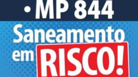 Governadores pedem revisão imediata da MP 844