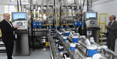 Corsan inaugura laboratório de medidores e entrega caminhões valetadeiras