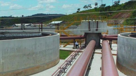Copasa investirá R$ 420 milhões em saneamento