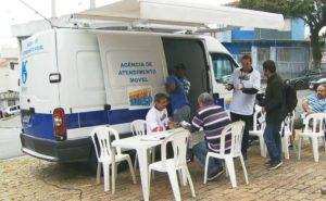 """Vans do """"Acertando suas Contas"""" chegam à zona oeste de São Paulo"""