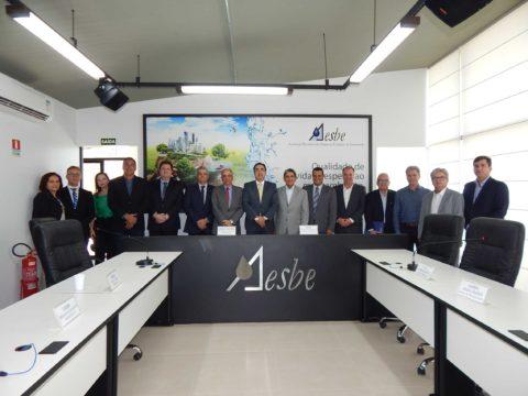Última Assembleia Geral Ordinária da Aesbe de 2018 ocorreu nesta quarta-feira