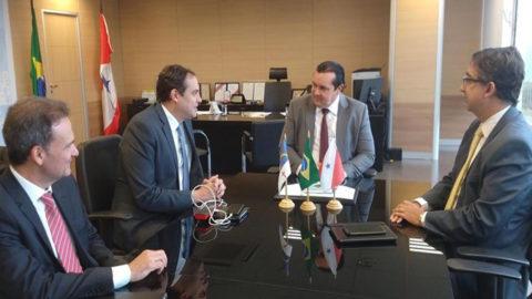 Governador de Pernambuco assegura liberação de mais R$ 82 milhões para obras da Adutora do Agreste