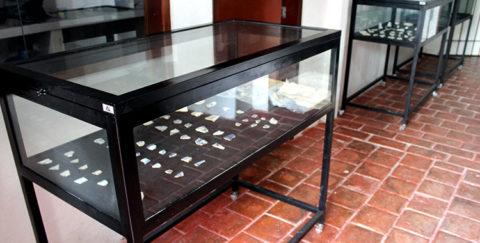 Começa exposição de peças arqueológicas encontradas em obra da Compesa no Mercado da Ribeira, em Pernambuco