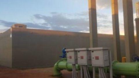 Novo reservatório de água é inaugurado em Cambé (PR)