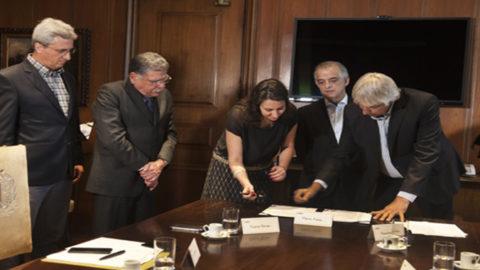 Sabesp assina contrato com Aguaí e Terra Roxa e Convênio de Cooperação com Assis