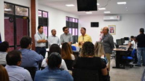 CAEMA entrega reforma em Loja de Atendimento do bairro Vinhais, em São Luís (MA)
