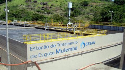 Estudo para reúso de esgoto tratado é selecionado pela Cesan