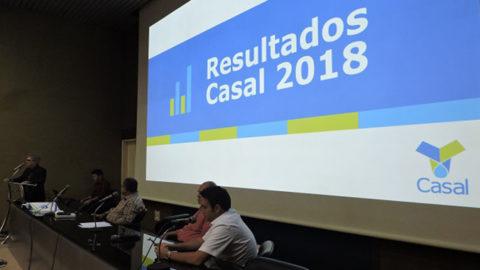 """""""A Casal hoje está melhor do que estava há 4 anos"""", destaca presidente da Empresa"""