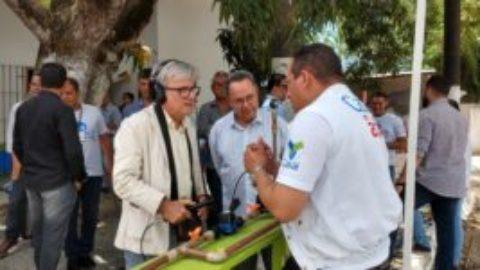 Projetos com inovação tecnológica melhoram serviços da Casal