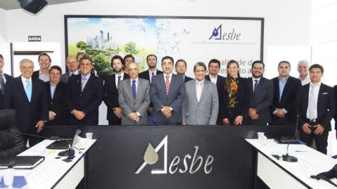 Vice-presidentes regionais e membros do Conselho Fiscal da Aesbe são eleitos na primeira AGOE de 2019
