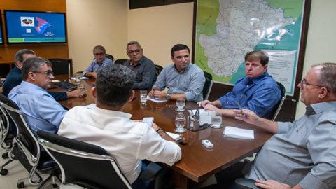 Governo de Sergipe discute abastecimento de água e reforça importância da gestão de Recursos Hídricos no Estado