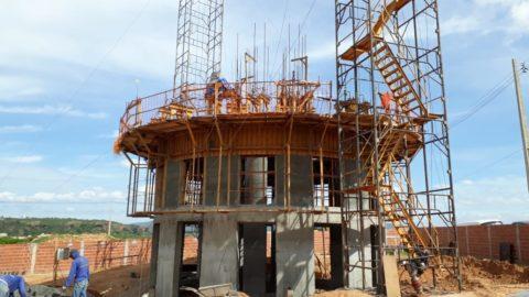 Agespisa avança em obra de ampliação do abastecimento de Picos (PI)