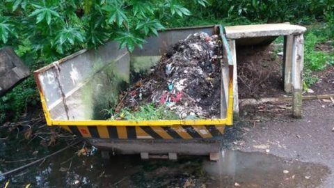 Em 2018, BRK Ambiental retirou 500 toneladas de lixo da rede de esgoto de Palmas (TO)