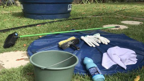 Caern orienta sobre limpeza e desinfecção de caixas d'água no RN
