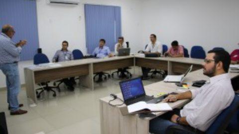 Diretores e gerentes da Cagepa discutem alinhamento de metas para 2019