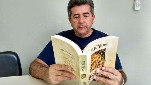 Engenheiro da Cagepa, escritor José Mota Victor lança livro em João Pessoa (JP)