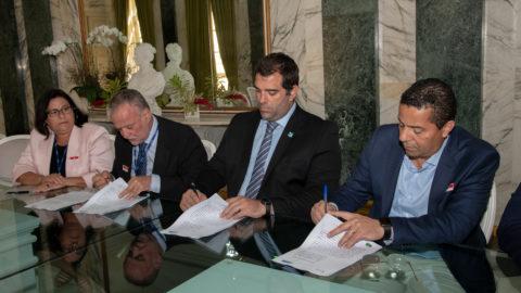 Estado, Cedae e Prefeitura de Guapimirim (RJ) assinam Termo de Apoio Técnico para fornecimento de água