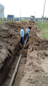 Moradores de Camaquã (RS) são beneficiados com melhorias nas redes de água