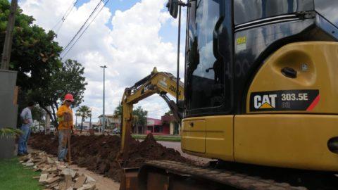 Palotina (PR) recebe R$ 7,7 milhões para sistemas de água e de esgoto
