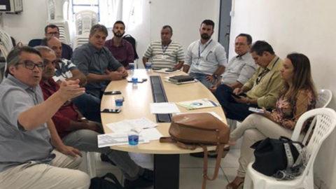 Técnicos da Casal e da Prefeitura se reúnem para avaliar Operação Rede Limpa