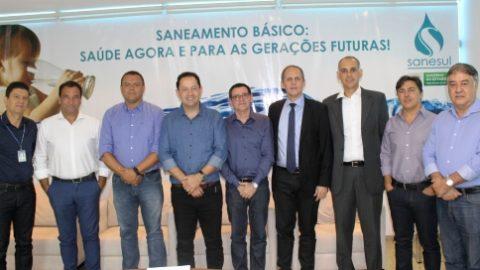 Com novo Conselho de Administração, Sanesul empossa Diretor-Presidente e Diretor de Engenharia e Meio Ambiente
