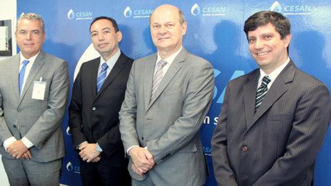 Conselho de Administração elege novos diretores da Cesan
