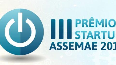 III Prêmio Startup Assemae abre inscrições para projetos