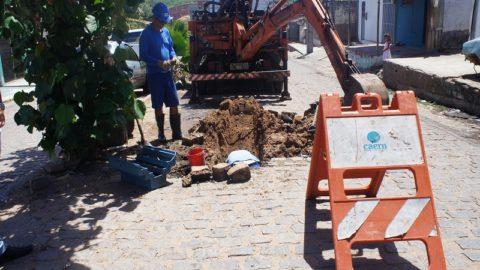 Caern realiza mensalmente 100 reparos nas zonas Sul, Leste e Oeste de Natal (RN)