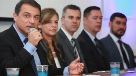 Engenheira Roberta Maas dos Anjos é empossada presidente da Casan