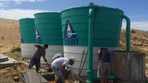 ETA do Farol recebe obras de restauração em Santa Catarina
