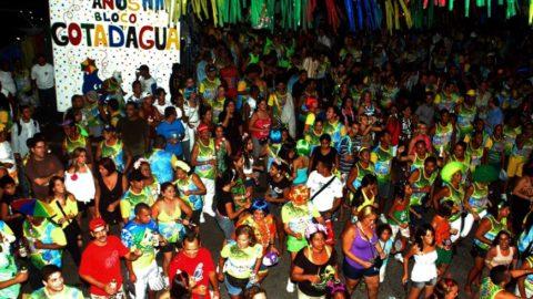 Gota D'Água realiza 38º desfile no Carnaval do Recife