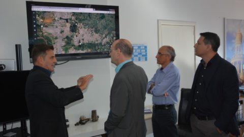 Presidente da Corsan recebe pleito do Município de Cachoeirinha (RS)