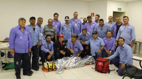 Sanesul realiza curso sobre segurança em instalações e serviços com eletricidade