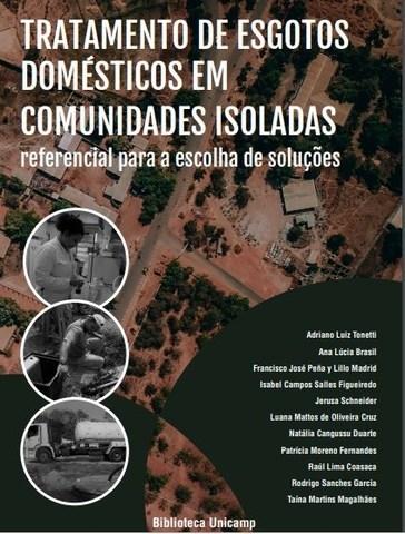 ABES-SP disponibiliza livro sobre Tratamento de Esgotos Domésticos em Comunidades Isoladas