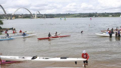 Dia Mundial da Água será comemorado em evento à beira do lago Paranoá, no DF
