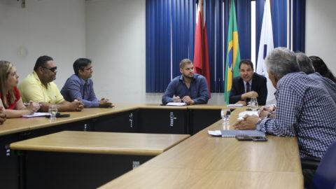 Cosanpa e Sedop definem ações para melhorar abastecimento de água em São Francisco do Pará