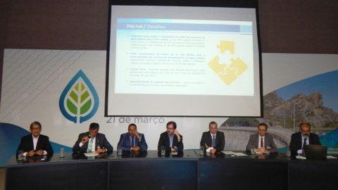 Aesbe participa de debate sobre panorama e perspectivas do saneamento no Brasil