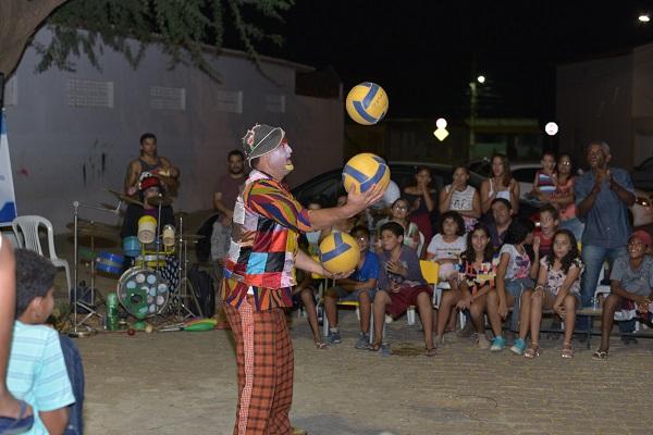 Na região de Irecê, na Bahia, diversão e sensibilização marcam Semana da Água