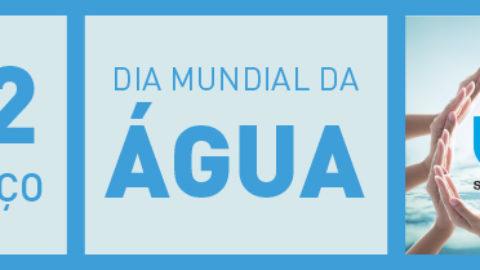 Sabesp promove ações e conscientiza população no Dia Mundial da Água