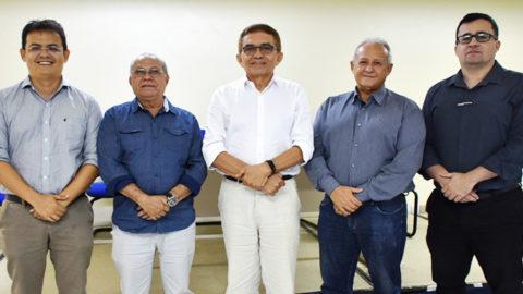 Caema empossa novos gestores para o biênio 2019-2021