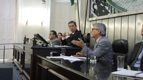 Casal apresenta investimentos em audiência pública na Assembleia Legislativa de Alagoas