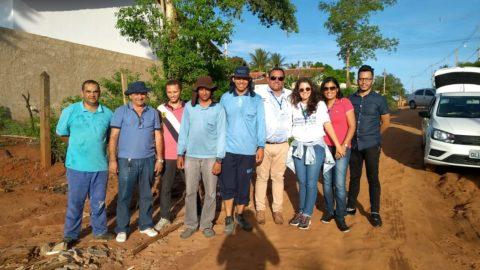 Profissionais da Casal participam de oficina de geofonamento em Arapiraca (AL)