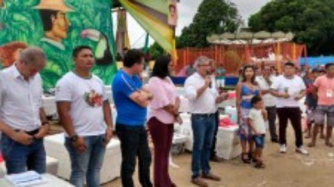 Cosama participa de ação social promovida pelo Governo do Estado do Amazonas
