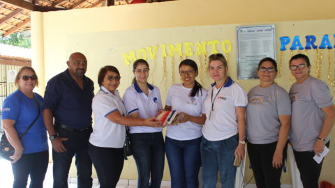 Cosanpa inicia entrega de alimentos doados na Corrida das Águas