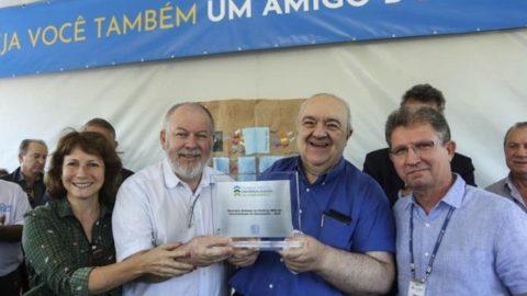 Programa Amigo dos Rios é lançado em Curitiba