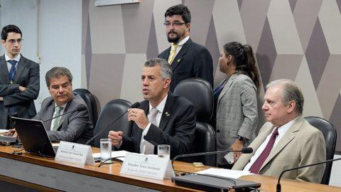 MP do saneamento básico será debatida nesta terça-feira (16) no Congresso Nacional