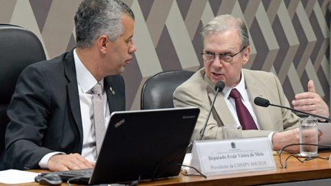 Comissão da MP do Saneamento Básico aprova plano de trabalho
