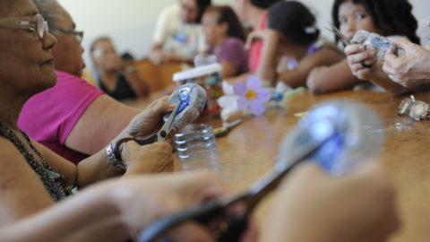 """Programa socioambiental """"Reciclocidades"""" completa 10 anos com mais de 20 mil pessoas beneficiadas no Ceará"""