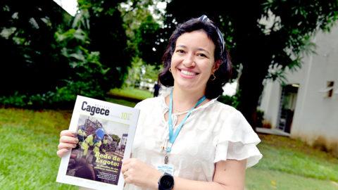 Nova edição da Revista Cagece já está disponível nas versões impressa e digital