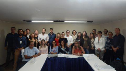 Com nova temática, encontro da Câmara Técnica de Gestão Ambiental da Aesbe reuniu 31 pessoas em Brasília